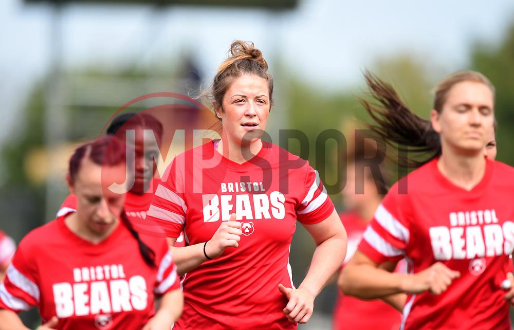 Amelia Buckland-Hurry of Bristol Bears Women - Mandatory by-line: Paul Knight/JMP - 02/09/2018 - RUGBY - Shaftsbury Park - Bristol, England - Bristol Bears Women v Dragons Women - Pre-season friendly