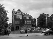 19/05/1959<br /> 05/19/1959<br /> 19 May 1959<br /> Opening of Foras Taluntais premises at 33 Merrion Road, Dublin that were opened by President Sean T. O'Kelly