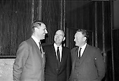 1965 Famous-Barr president visits Ireland