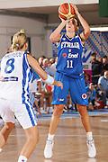 DESCRIZIONE : Chieti Italy Italia Eurobasket Women 2007 Grecia Italia Greece Italy <br /> GIOCATORE : Raffaella Masciadri <br /> SQUADRA : Nazionale Italia Donne Femminile <br /> EVENTO : Eurobasket Women 2007 Campionati Europei Donne 2007<br /> GARA : Grecia Italia Greece Italy <br /> DATA : 25/09/2007 <br /> CATEGORIA : Tiro <br /> SPORT : Pallacanestro <br /> AUTORE : Agenzia Ciamillo-Castoria/S.Silvestri Galleria : Eurobasket Women 2007 <br /> Fotonotizia : Chieti Italy Italia Eurobasket Women 2007 Grecia Italia Greece Italy <br /> Predefinita :
