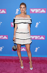August 21, 2018 - New York City, New York, USA - 8/20/18.Nicky Hilton Rothschild at the 2018 MTV Video Music Awards held at Radio City Music Hall in New York City..(NYC) (Credit Image: © Starmax/Newscom via ZUMA Press)