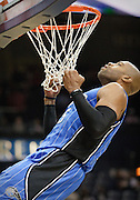 18 October 2010: Orlando's Vince Carter in Atlanta Hawks 102-73 preseason loss to the Orlando Magic at Philips Arena in Atlanta, GA.