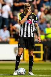 Jonathan Stead of Notts County - Mandatory by-line: Robbie Stephenson/JMP - 14/07/2018 - FOOTBALL - Meadow Lane - Nottingham, England - Notts County v Derby County - Pre-season friendly