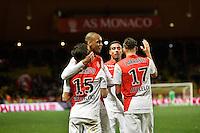 Joie Monaco - 17.01.2015 - Monaco / Nantes - 21eme journee de Ligue 1 <br />Photo : Serge Haouzi / Icon Sport