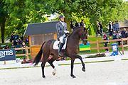 Csaba Szokola - Siracusa<br /> Longines FEI/WBFSH World Breeding Dressage Championships for Young Horses 2017<br /> © DigiShots
