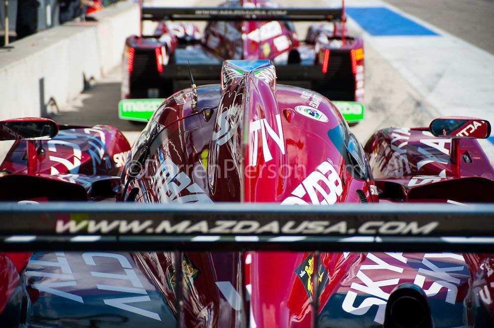 #70 Mazda Motorsports Mazda: Tristan Nunez, Jonathan Bomarito