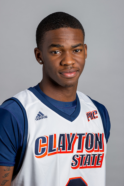 Oct. 15, 2013; Morrow, GA, USA; Portraits of basketball teams at Clayton State University. Photo by Kevin Liles / kevindliles.com