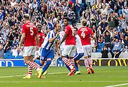 Brighton & Hove Albion v Barnsley - EFL Championship - 24/09/2016