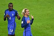 France vs Belarus - 10 Oct 2017