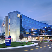 Hudson Valley Hospital Center. Cortlandt Manor, NY.
