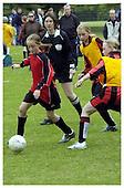 Wendover FC Soccer Tournament. Sun 5-6-2005. Girls