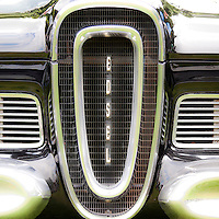 Classic and Vintage cars - Edsel grille
