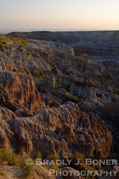 Hell's Half Acre, Natrona County, Wyoming.