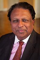T.P. Sreenivasan, former Ambassador of India