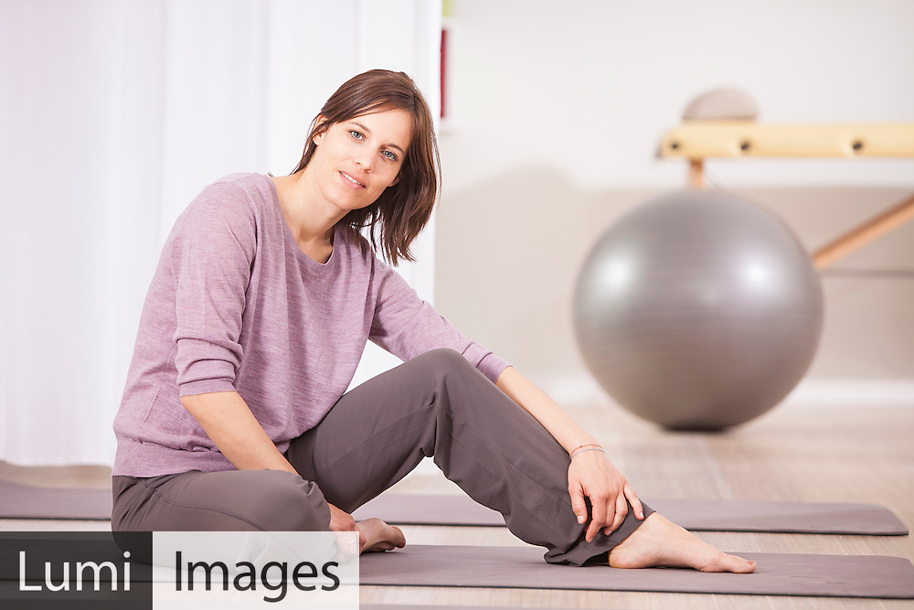 Women, Pilates, Relaxation, Wellbeing, Fitness,