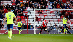 Bradley Johnson of Derby County scores his sides first goal  - Mandatory by-line: Matt McNulty/JMP - 04/08/2017 - FOOTBALL - Stadium of Light - Sunderland, England - Sunderland v Derby County - Sky Bet Championship