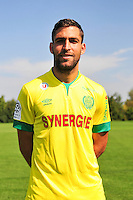 Itay SCHECHTER - 15.09.2014 - Photo officielle Nantes - Ligue 1 2014/2015<br /> Photo : Philippe Le Brech / Icon Sport