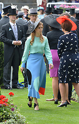 HRH PRINCESS BEATRICE OF YORK at the 1st day of the Royal Ascot Racing Festival 2015 at Ascot Racecourse, Ascot, Berkshire on 16th June 2015.