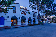 Stores, Carmel-by-the-Sea, California