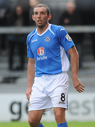 Craig Stanley Eastleigh, Barnet v Eastleigh, Vanarama Conference, Saturday 4th October 2014