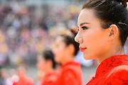April 15-17, 2016: Chinese Grand Prix, Shanghai, Grid Girl