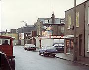 Old Dublin Amature Photos April 1984 WITH, <br /> Smithfield, Blackhall St, Kings Inns, Hill St, Temple St, Sallynoggin, R.C. Buckingham St, Chaplezord, Demolished Cottage Clonsilla, car, pearse video club, ford cortina mk3, car,