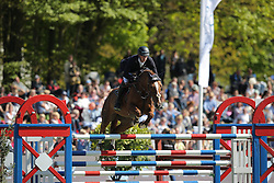 Hassmann Felix, (GER), Horse Gym S Balance<br /> Mercedes-Benz Championat of Hamburg<br /> Hamburg - Hamburger Derby 2016<br /> © Hippo Foto - Stefan Lafrentz
