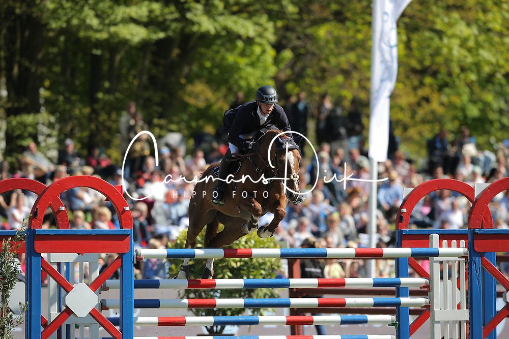 Hassmann Felix, (GER), Horse Gym S Balance<br /> Mercedes-Benz Championat of Hamburg<br /> Hamburg - Hamburger Derby 2016<br /> &copy; Hippo Foto - Stefan Lafrentz