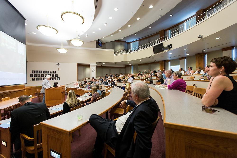 at the Gonzaga Law School in Spokane, WA, Saturday, May 9, 2015. (Ryan Sullivan/Gonzaga University)
