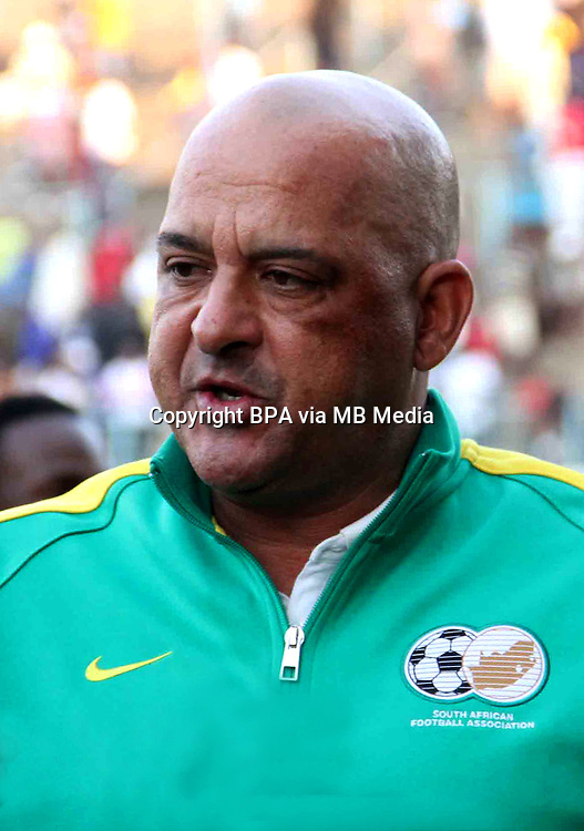 Fifa Men&acute;s Tournament - Olympic Games Rio 2016 - <br /> South Africa National Team - <br /> Owen da Gama - DT South Africa National Team