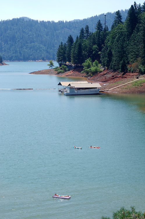 Lake Shasta, Whiskeytown Shasta Trinity National Recreation Area, Redding, California, United States of America