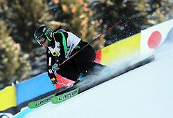 Sasa Faric of Slovenia at FIS World Cup Ski cross race, on January 4, 2009 in St. Johann, Austria. (Photo by Grega Stopar)
