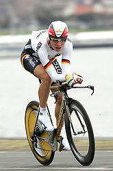(Geelong, Australia---30 September 2010) Tony MARTIN of Germany racing to 3rd place in the Elite Men's Time Trial race at the 2010 UCI Road World Championships [2010 Copyright Sean Burges / Mundo Sport Images -- www.mundosportimages.com]