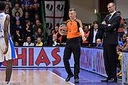 DESCRIZIONE : Eurolega Euroleague 2015/16 Group D Dinamo Banco di Sardegna Sassari - Maccabi Fox Tel Aviv<br /> GIOCATORE : Sasa Pukl<br /> CATEGORIA : Arbitro Referee<br /> SQUADRA : Arbitro Referee<br /> EVENTO : Eurolega Euroleague 2015/2016<br /> GARA : Dinamo Banco di Sardegna Sassari - Maccabi Fox Tel Aviv<br /> DATA : 03/12/2015<br /> SPORT : Pallacanestro <br /> AUTORE : Agenzia Ciamillo-Castoria/L.Canu