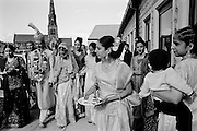 Bradford, in Yorkshire, is home to  the largest Muslim polulatiuon in Britain with some 75,000 lured by employment offered in the mills in the 1950's. Asian Muslims make up 18% of the population and there are sixty mosques in the town.<br /> Wedding, Manningham