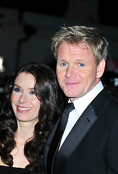 © Licensed to London News Pictures. 19/12/2011. London, England. Gordon Ramsey attends a Night Of Heros , the Sun Military Awards 2011 held on Monday 19th Dec at the Imperial War Museum London . the awards will be televised on Wed 21st December 2011 .  Photo credit : ALAN ROXBOROUGH/LNP