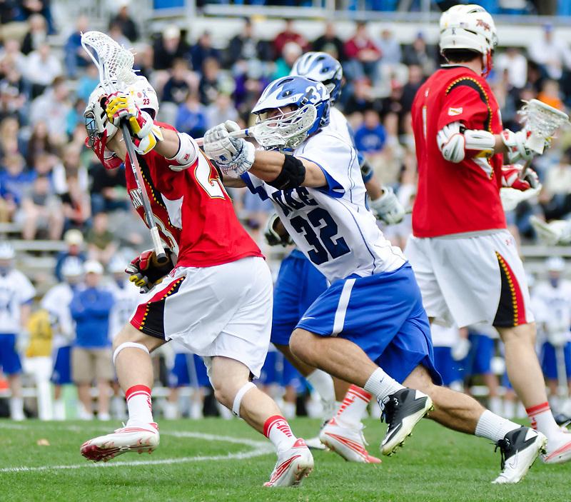 Duke beats Maryland in Overtime 9-8