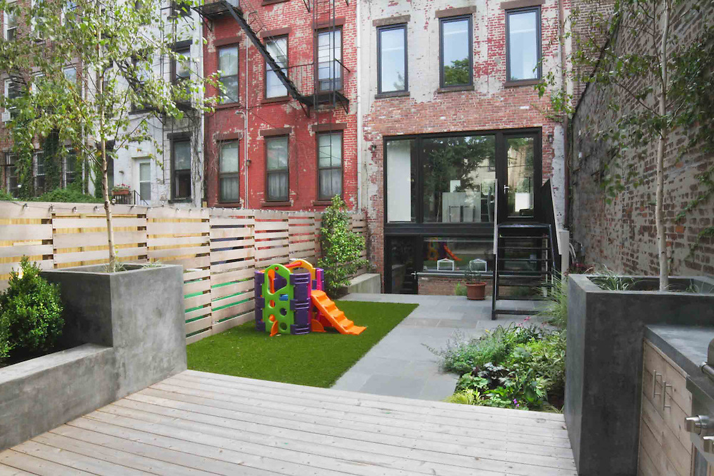 Brooklyn garden playground outside space nyc for Landscape design new york