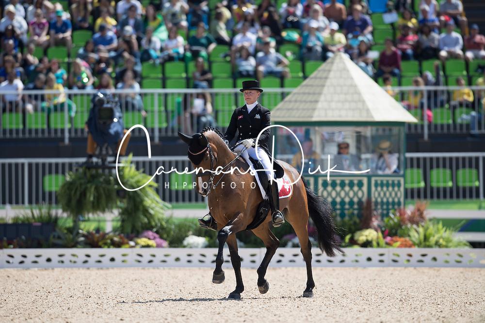 Krinke-Susmelj Marcela, SUI, Smeyers Molberg<br /> Olympic Games Rio 2016<br /> &copy; Hippo Foto - Dirk Caremans<br /> 11/08/16
