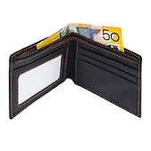 boss apparel wallets