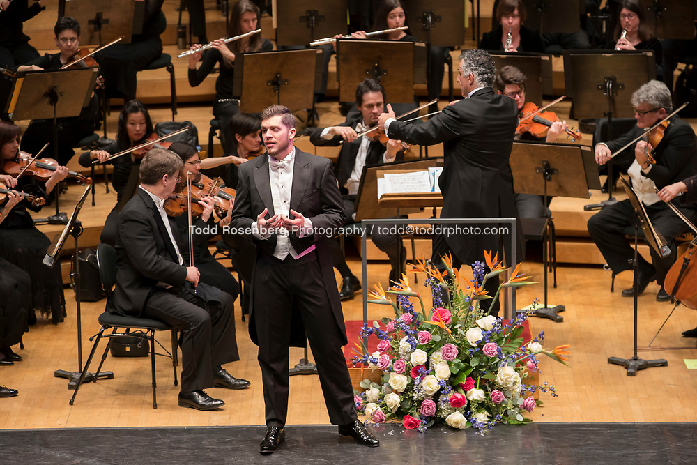 12/30/17 3:49:46 PM -- Chicago, IL, USA<br /> Attila Glatz Concert Productions' &quot;A Salute to Vienna&quot; at Orchestra Hall in Symphony Center. Featuring the Chicago Philharmonic <br /> <br /> &copy; Todd Rosenberg Photography 2017