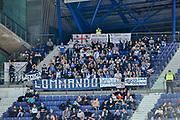 DESCRIZIONE : Eurolega Euroleague 2014/15 Gir.A Real Madrid - Dinamo Banco di Sardegna Sassari<br /> GIOCATORE : Commando Ultra' Dinamo<br /> CATEGORIA : Tifosi Pubblico Ultras Spettatori<br /> SQUADRA : Dinamo Banco di Sardegna Sassari<br /> EVENTO : Eurolega Euroleague 2014/2015<br /> GARA : Real Madrid - Dinamo Banco di Sardegna Sassari<br /> DATA : 05/11/2014<br /> SPORT : Pallacanestro <br /> AUTORE : Agenzia Ciamillo-Castoria / Luigi Canu<br /> Galleria : Eurolega Euroleague 2014/2015<br /> Fotonotizia : Eurolega Euroleague 2014/15 Gir.A Real Madrid - Dinamo Banco di Sardegna Sassari<br /> Predefinita :