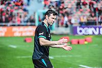 Stephen JONES - 05.04.2015 - Toulon / Londres Wasps - 1/4Finale European Champions Cup<br />Photo : Dave Winter / Icon Sport