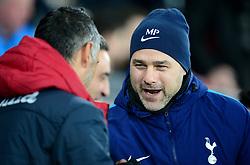 Tottenham Hotspur manager Mauricio Pochettino - Mandatory by-line: Alex James/JMP - 02/01/2018 - FOOTBALL - Liberty Stadium - Swansea, England - Swansea City v Tottenham Hotspur - Premier League