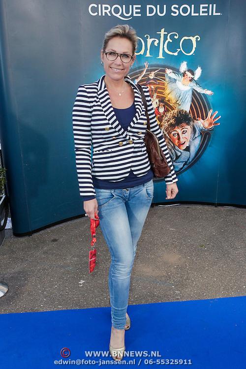 NLD/Amsterdam/20120327 - Premiere Cirque du Soleil Corteo, Tanja Jess