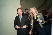 simon de pury; michaela de pury, Dinner hosted by Denise Estfandi, for the Council of the Serpentine Gallery to celebrate the opening of  Nancy Spero at the Serpentine Gallery. London.  Upper Brook house. 10a upper brook st.1 March 2011. -DO NOT ARCHIVE-© Copyright Photograph by Dafydd Jones. 248 Clapham Rd. London SW9 0PZ. Tel 0207 820 0771. www.dafjones.com.