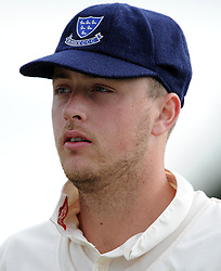 Sussex's Ollie Robinson - Photo mandatory by-line: Harry Trump/JMP - Mobile: 07966 386802 - 08/07/15 - SPORT - CRICKET - LVCC - County Championship Division One - Somerset v Sussex- Day Four - The County Ground, Taunton, England.