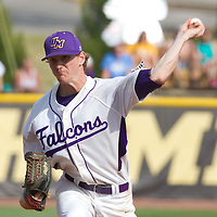 140322 Baseball - Montevallo vs Landers