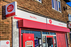 General view of the outside of Margetson Crescent Post Office<br /> <br /> Gill Furniss, MP for Brightside and Hillsborough, visited Margetson Crescent Post Office, Sheffield to meet subpostmistress Angelina Singadia and her team.<br /> <br /> Date: December 8, 2017