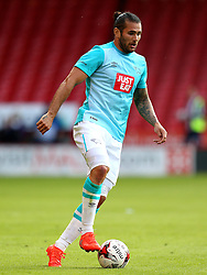 Bradley Johnson of Derby County  - Mandatory by-line: Matt McNulty/JMP - 27/07/2016 - FOOTBALL - Bramall Lane - Sheffield, England - Sheffield United v Derby County - Pre-season friendly